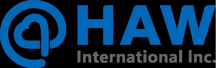 地域を主役にするシステム開発 / ハウインターナショナルのロゴ